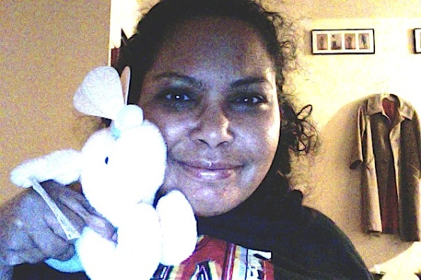 Me and Piglet